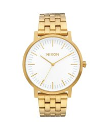 NIXON/ニクソン NIXON Porter (All Gold / White Sunray)/503340659