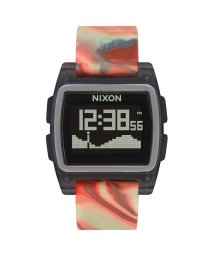 NIXON/ニクソン NIXON Base Tide (Orange Jellyfish)/503340664