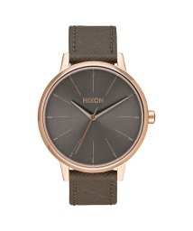 NIXON/ニクソン NIXON Kensington Leather (Rose Gold / Taupe)/503340666