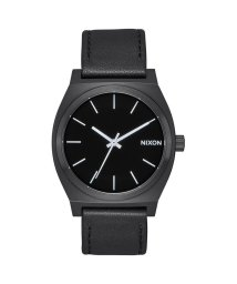 NIXON/ニクソン NIXON Time Teller (All Black / White)/503340670