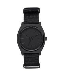 NIXON/ニクソン NIXON Time Teller (All Matte Black)/503340671