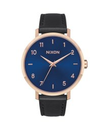 NIXON/ニクソン NIXON Arrow Leather (Rose Gold / Indigo / Black)/503340673