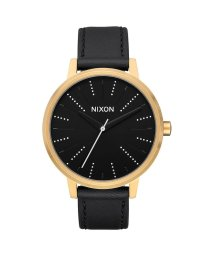 NIXON/ニクソン NIXON Kensington Leather (Gold / Black / Silver)/503340676