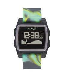 NIXON/ニクソン NIXON Base Tide (Green Jellyfish)/503340678