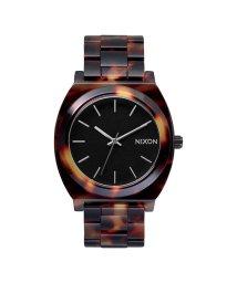 NIXON/ニクソン NIXON Time Teller Acetate (Tortoise)/503340698
