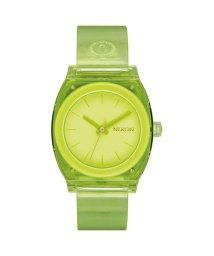 NIXON/ニクソン NIXON Medium Time Teller P (Lime)/503340707