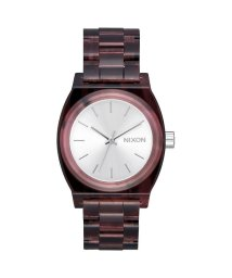 NIXON/ニクソン NIXON Medium Time Teller Acetate (Red)/503340711