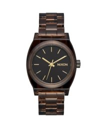 NIXON/ニクソン NIXON Medium Time Teller Acetate (Brown)/503340712
