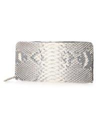 RIAMASA/リアマッサ RIAMASA ダイヤモンドパイソン本革長財布(携帯入れ入れポケット付き) (ナチュラル)/503341142