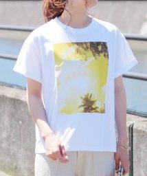 reca/フォトプリントTシャツ(R20132-k)/503274721