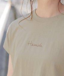 reca/フレンチスリーブロゴTシャツ(R20131-k)/503274722