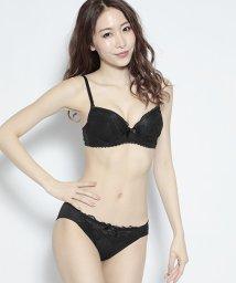 nico/シャンデリア調レースブラジャー&ショーツセット(A~D)/503302634