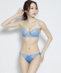 nico/マダンフラワーレースブラジャー&ショーツセット(B~F)/503302643