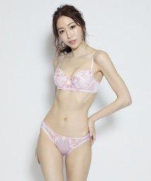 nico/キュート刺繍ブラジャー&ショーツセット(B~F)/503302647