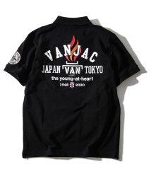 VANJACKET/ポロシャツ<スポーツモチーフ>/503332245