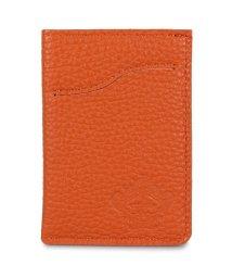Orobianco/オロビアンコ Orobianco パスケース カードケース ID 定期入れ メンズ レディース CARD HOLDER ブラック ネイビー オレンジ 黒 OBC/503334755