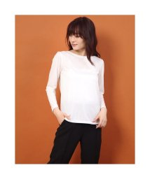 Rename/リネーム Rename クルーネックシンプルTシャツ (ホワイト)/503337348