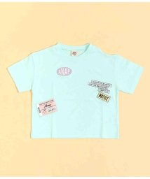 ANAP KIDS/チケット付肩あきTシャツ/503344573