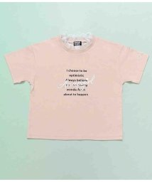 ANAP GiRL/フリルネックTシャツ/503344595