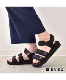 SVEC/サンダル メンズ スポーツサンダル アウトドア SPD642-1/503345378