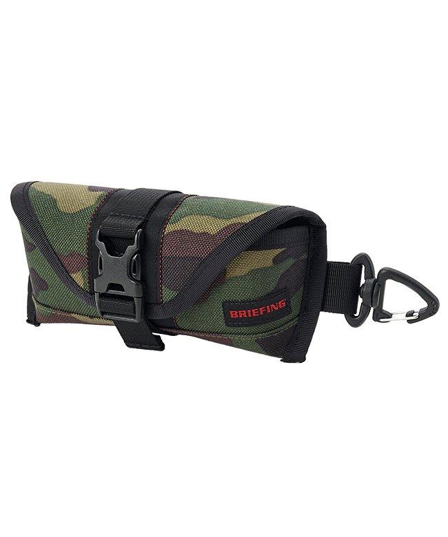 カバンのセレクション ブリーフィング ゴルフ 眼鏡ケース メンズ レディース ブランド BRIEFING GOLF brg193g66 ユニセックス グリーン フリー 【Bag & Luggage SELECTION】