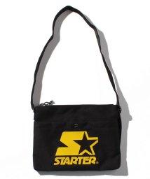 WEGO/∴WEGO/STARTER 別注ネオンロゴサコッシュ/503062286