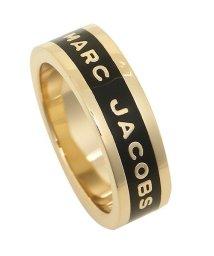 Marc Jacobs/マークジェイコブス リング アクセサリー レディース MARC JACOBS M0013515 062 ブラック ゴールド/503286828