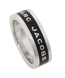 Marc Jacobs/マークジェイコブス リング アクセサリー レディース MARC JACOBS M0013515 068 ブラック シルバー/503286829