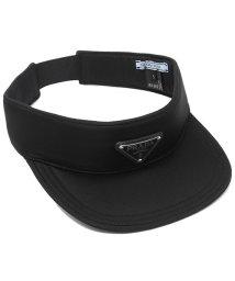 PRADA/プラダ 帽子 メンズ レディース PRADA 1HV008 2B15 F0002 ブラック/503286871