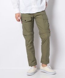 LEVI'S MEN/LO-BALL ZIP-OFF CARGOS  MUDDY FOREST STR/503291550