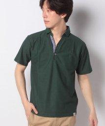 STYLEBLOCK/カットカルゼスキッパー半袖ポロシャツビジネスカジュアル/503325936