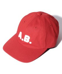 agnes b. ENFANT/KG90 E CASQUETTE キッズ A.B.ロゴキャップ/503336987