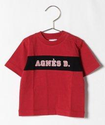 agnes b. ENFANT/SCP9 L TS ベビー ロゴTシャツ/503336994