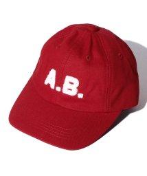 agnes b. ENFANT/KG90 L CASQUETTE ベビー A.B ロゴキャップ/503336995