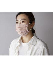 VitaFelice/ヴィータフェリーチェ VitaFelice 【返品不可商品】繰り返し使えるマスク 日本製  レディース メンズ プリーツ 3D 立体 フィルターポケット付き ガ/503337879
