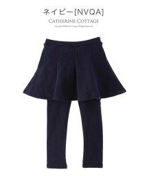 Catherine Cottage/裏起毛スカート付きレギンス/503346045