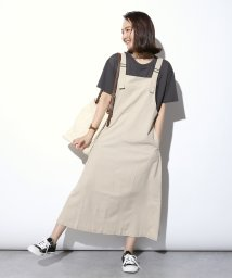 Rejoule/2020新作♪ジャンパースカート(コットンリネン素材)/503347209
