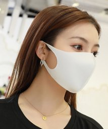 aimoha/冷感素材の生地を使用した夏の冷感マスク 4枚セット/503347263