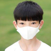 aimoha/冷感素材の生地を使用した夏の冷感マスク[子供用] 4枚セット/503347264
