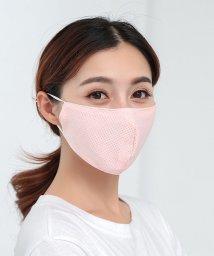 aimoha/冷感素材の生地を使用した夏の洗える布マスク 4枚セット/503347265