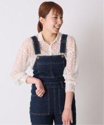 U by Spick&Span/≪追加予約≫フラワー刺繍シャツ◆/503348722