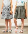 anyFAM(KIDS)/【100-130cm】リバーシブルスカート/503350174