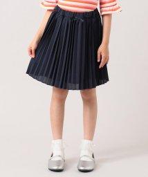 KUMIKYOKU KIDS/【110‐140cm】カラープリーツスカート/503350176