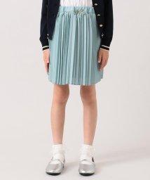 KUMIKYOKU KIDS/【150‐170cm】カラープリーツスカート/503350177