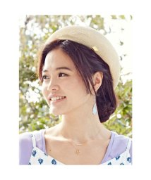 CAYHANE/【欧州航路】パピエベレー帽 ベージュ/503343978
