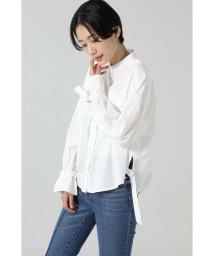 ROSE BUD/キャンディースリーブシャツ/503350558