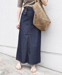 SHIPS WOMEN/《予約》【SHIPS別注】Wrangler:デニムスカート◆/503350832
