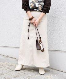 SHIPS WOMEN/【SHIPS別注】Wrangler:コーデュロイスカート◇/503350964
