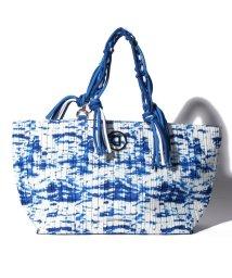 Desigual/ショッピングバッグ BLUE WAVES CORTLAND/502856993