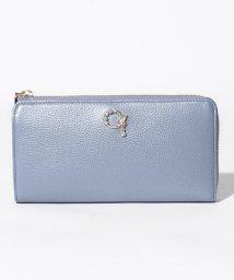 LANVIN en Bleu(BAG)/ミュゲ Lファスナー長財布/503332765